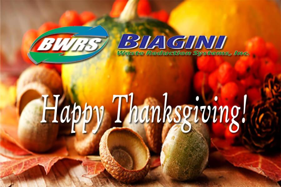 Happy Thanksgiving-BWRS