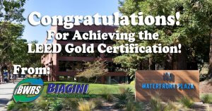 Leed Gold Achiever
