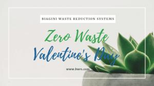 Celebrate a Zero Waste Valentine's Day