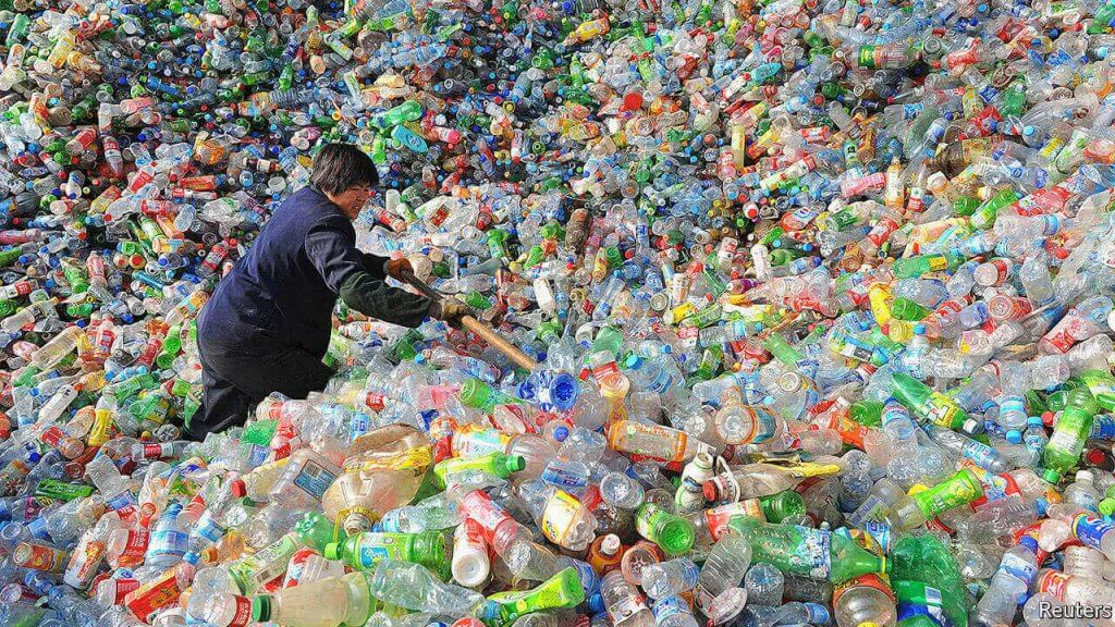 China Recycling Ban